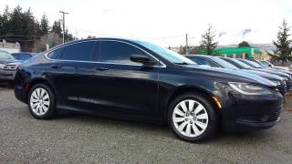 Used 2015 Chrysler 200 LX for sale in West Kelowna, BC