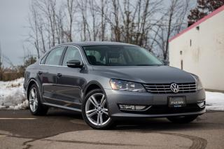 Used 2014 Volkswagen Passat 2.0L TDI Highline NAV, HIGHLINE, SPORT for sale in St. Catharines, ON