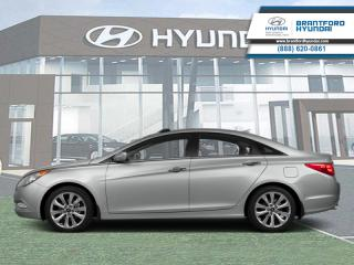 Used 2013 Hyundai Sonata Limited  - Sunroof -  Navigation - $96 B/W for sale in Brantford, ON