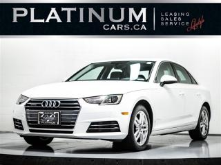 Used 2017 Audi A4 2.0T quattro Progressiv, Tech Pack, AWD for sale in Toronto, ON
