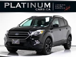 Used 2017 Ford Escape SE, Black PCK,BACKUP CAM, Heated SEATS, Sync for sale in Toronto, ON