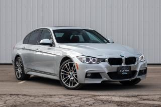 Used 2015 BMW 3 Series 335i xDrive Sedan RED INT - NO ACCIDENTS - CLEARSHIELD for sale in St. Catharines, ON