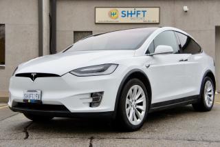 Used 2016 Tesla Model X 60D AP2 ENHANCED AUTOPILOT, SIX SEATER, NO ACCIDENTS! for sale in Burlington, ON