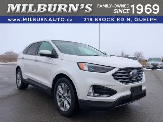 Used 2019 Ford Edge Titanium AWD for sale in Guelph, ON