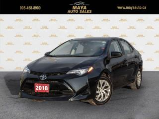 Used 2018 Toyota Corolla LE Nice and clean, no accidents. for sale in Brampton, ON