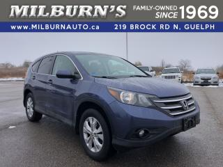 Used 2013 Honda CR-V EX AWD for sale in Guelph, ON