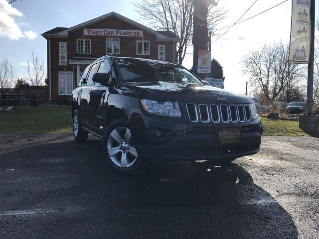 2013 Jeep Compass Sport 4WD 4X4-Alloys-Power Windows-Cruise-A/C