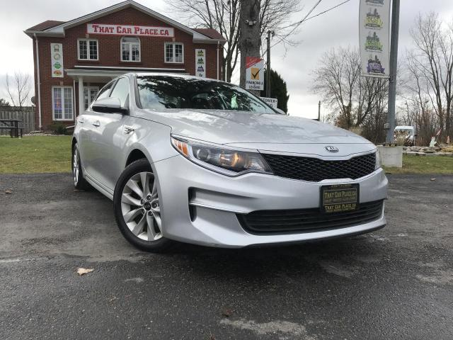 2018 Kia Optima LX Alloys-Power Front Seats-Backup Camera-Heated Steering Wheel-Heated Front Seats-Power Windows-Cruise-A/C