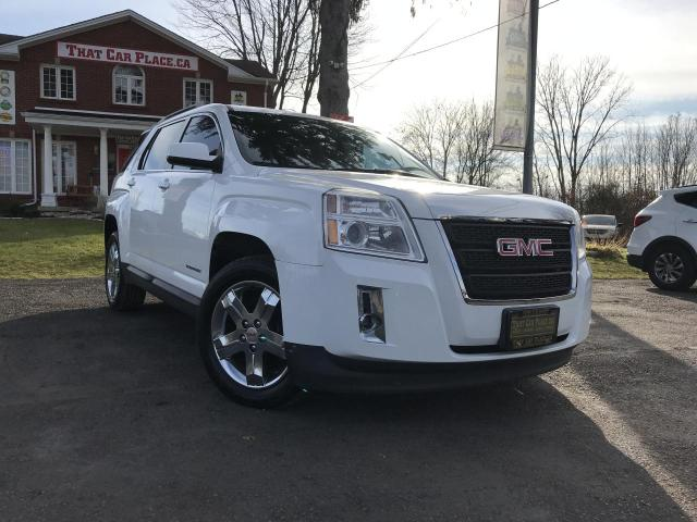 2013 GMC Terrain SLT1 FWD Alloys-Backup Camera-Power Liftgate-Leather Seats-Heated Seats-Power Roof-Power Seat-Power Windows
