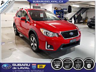 Used 2017 Subaru XV Crosstrek 2.0 Sport for sale in Laval, QC