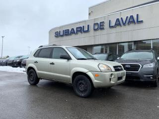 Used 2005 Hyundai Tucson 2,0L GL for sale in Laval, QC