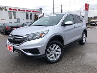 Used 2015 Honda CR-V SE AWD  - Smart Key - Rear Camera - Heated Seats for sale in Mississauga, ON