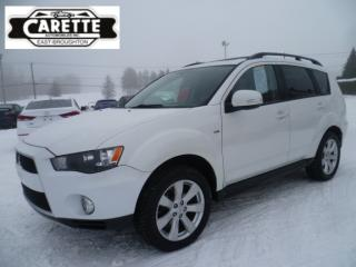 Used 2012 Mitsubishi Outlander Ls awd toit ouvrant 7 passagers for sale in East broughton, QC