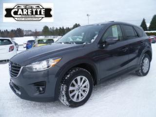 Used 2016 Mazda CX-5 GS AWD TOIT OUVRANT for sale in East broughton, QC