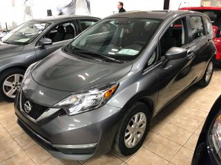 Used 2018 Nissan Versa Note SV AUTOMATIQUE CAMERA SIEGES CHAUFFANT BLUETOOT for sale in St-Nicolas, QC