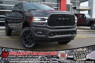 New 2019 RAM 2500 Big Horn for sale in Guelph, ON