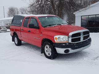 Used 2006 Dodge Ram 1500 SLT for sale in Barrie, ON