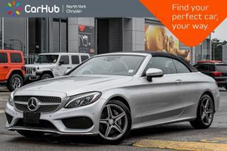 Used 2017 Mercedes-Benz C-Class C 300|AMG-Styling.Driving.Memory.Pkgs|Burmester.Audio|Navi| for sale in Thornhill, ON