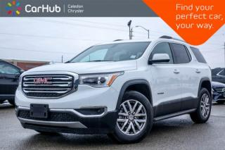 Used 2019 GMC Acadia SLE AWD|6 Seater|Pano Sunroof|Bluetooth|Backup Cam|Heated Front Seats|R-Start|18