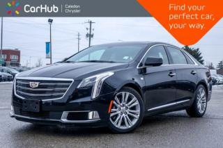 Used 2019 Cadillac XTS Luxury AWD|Navi|Pano Sunroof|Backup Cam|Bluetooth|R-Start|Leather|19