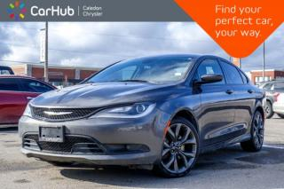 Used 2015 Chrysler 200 S|Backup Cam|Bluetooth|Heated Front Seats|19