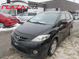 Used 2009 Mazda MAZDA5 4dr Wgn Man Gt for sale in Beauport, QC