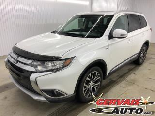 Used 2016 Mitsubishi Outlander SE Touring V6 AWD Toit Ouvrant 7 Passagers MAGS for sale in Shawinigan, QC
