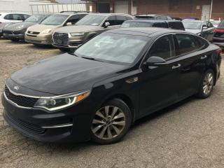 Used 2016 Kia Optima ONE OWNER,NAVIGATION,LEATHER,SUNROOF,COMING SOON for sale in North York, ON