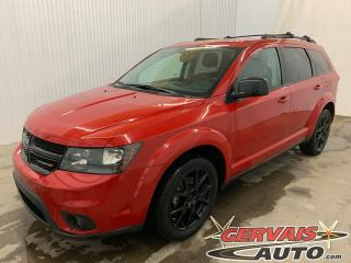 Used 2015 Dodge Journey SXT BlackTop MAGS Sièges chauffants Bluetooth for sale in Shawinigan, QC