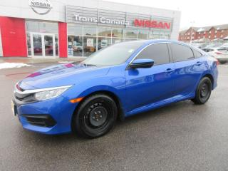 Used 2017 Honda Civic LX for sale in Peterborough, ON