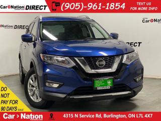 Used 2018 Nissan Rogue SV| AWD| PANO ROOF| BACK UP CAMERA| PUSH START| for sale in Burlington, ON
