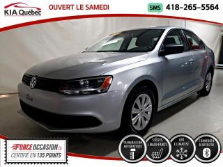 Used 2013 Volkswagen Jetta TRENDLINE* PLUS* AT* SIEGES CHAUFFANTS* for sale in Québec, QC