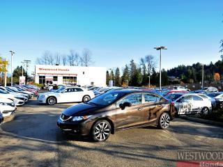 Used 2014 Honda Civic Sedan Touring for sale in Port Moody, BC