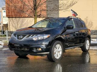 Used 2013 Nissan Murano SV for sale in Drummondville, QC