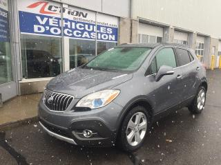 Used 2015 Buick Encore Convenience AUTO A/C DEM.A DISTANCE CERTIFIÉ for sale in St-Hubert, QC