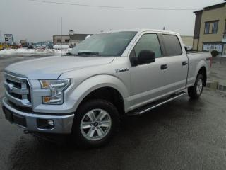Used 2017 Ford F-150 Cab SuperCrew 4RM 157 po XLT for sale in Mirabel, QC