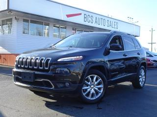 Used 2015 Jeep Cherokee for sale in Vancouver, BC