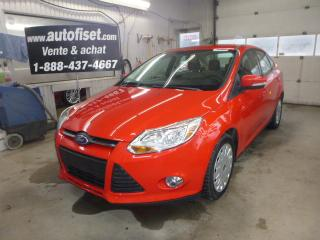 Used 2012 Ford Focus 4DR SDN SE for sale in St-Raymond, QC