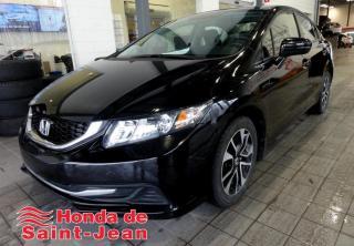 Used 2015 Honda Civic EX 4 portes, Automatique Toit Camera Mag for sale in St-Jean-Sur-Richelieu, QC