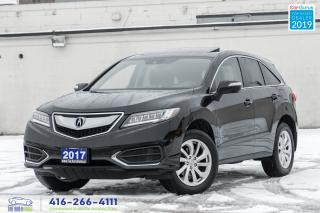 Used 2017 Acura RDX AWD CleanCarfax Certified Financing Serviced Clean for sale in Bolton, ON