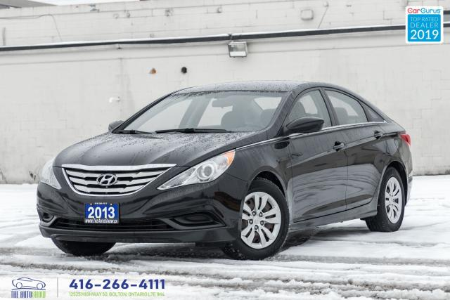 2013 Hyundai Sonata Clean Carfax Certified We Finance Service Detailed