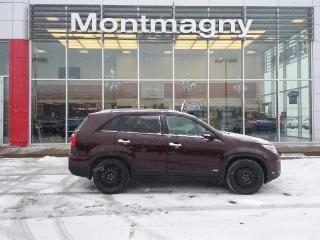 Used 2014 Kia Sorento Traction intégrale,4 cyl 2.4L SIÈGES CHA for sale in Montmagny, QC