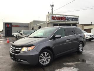 Used 2014 Honda Odyssey EX-L - 8 PASS - DVD - SUNROOF - LEATHER for sale in Oakville, ON
