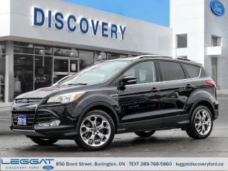 Used 2016 Ford Escape Titanium for sale in Burlington, ON