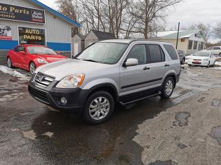 Used 2006 Honda CR-V EX for sale in Madoc, ON