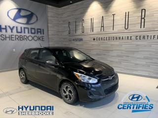 Used 2015 Hyundai Accent GL+A/C+BANCS CHAUF+BLUETOOTH for sale in Sherbrooke, QC