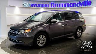 Used 2016 Honda Odyssey EX + GARANTIE + MAGS + PORTES AUTO + CAM for sale in Drummondville, QC