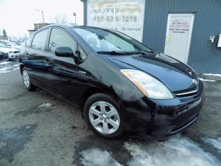Used 2007 Toyota Prius ***HYBRID,BLUETOOTH,MAGS,A/C*** for sale in Longueuil, QC
