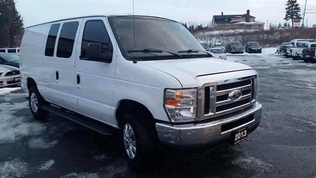 2013 Ford Econoline