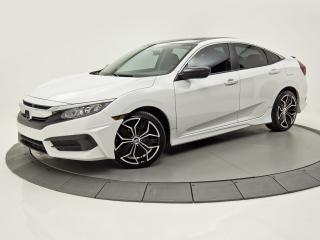 Used 2016 Honda Civic EX TOIT OUVRANT SIÈGES CHAUFFANTS CAM DE RECUL for sale in Brossard, QC